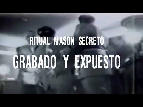 Ritual Masón: GRABADO Y EXPUESTO