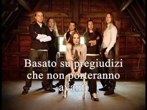 Epica Martyr of The Free Word Traduzione (Italian Lyrics)