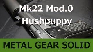 mk22 mod 0 mgs3 mgc m459
