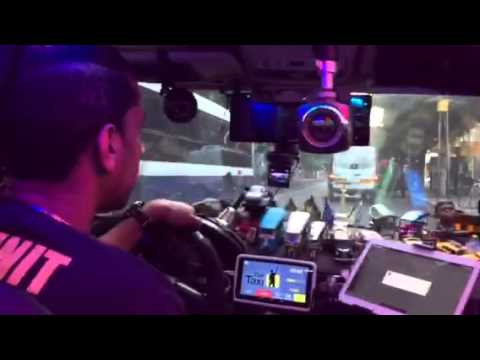 Karaoke Taxi Ride in Tel Aviv