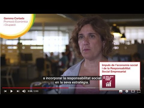 (ComInterna) Àmbit econòmic, Responsabilitat Social Corporativa a la Diputació de Barcelona