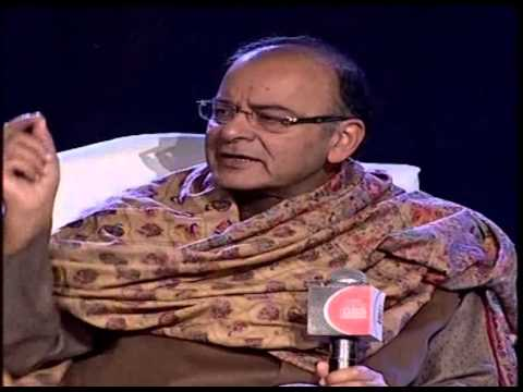 Arun Jaitley Speaks at Global Business Summit