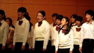 合唱 大切なもの 神代中学校