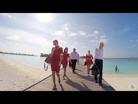 Trip to Maldives, Paradise Island. 2015