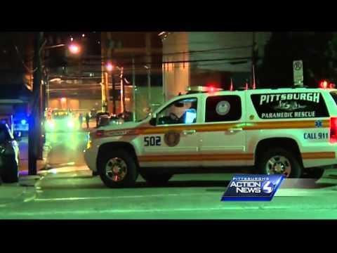 Multiple gunshots prompt SWAT response in Strip District