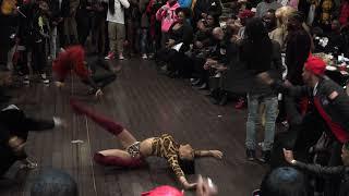 FF Performance  Makayla vs Allison @ Legendary Markise Prodigy & Legendary Bria Ebony Royalty Ball