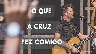 DEIGMA MARQUES   O que a cruz fez comigo   Video Lyrics HD