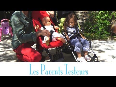 Sidecar Poussette BuggyPod Lite - Les Parents Testeurs