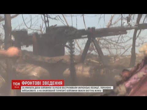 ТСН: У Брянці бойовики застрелили жінку на четвертому місяці вагітності