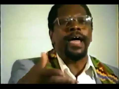 Mhenga Amos Wilson: The Falsification of African Consciousness