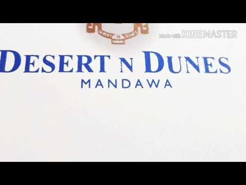 Hotel Desert N Dunes Full Hotel View Mandawa,Rajasthan, India.