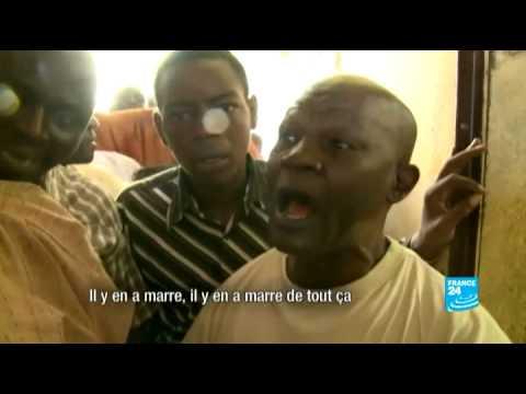 Reportage exclusif : Bangui, la capitale centrafricaine, en état de siège