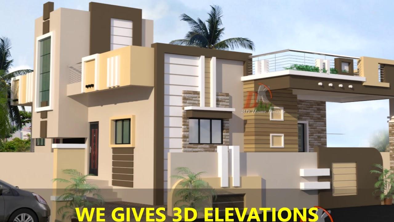LATEST 3D ELEVATION - YouTube