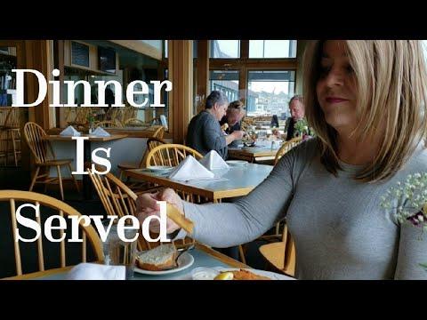 Tides Wharf Restaurant, Bodega Bay, CA...Dining With Tera & Missy Jenn