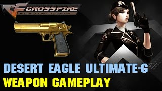 CrossFire VN - Desert Eagle Ultimate Gold