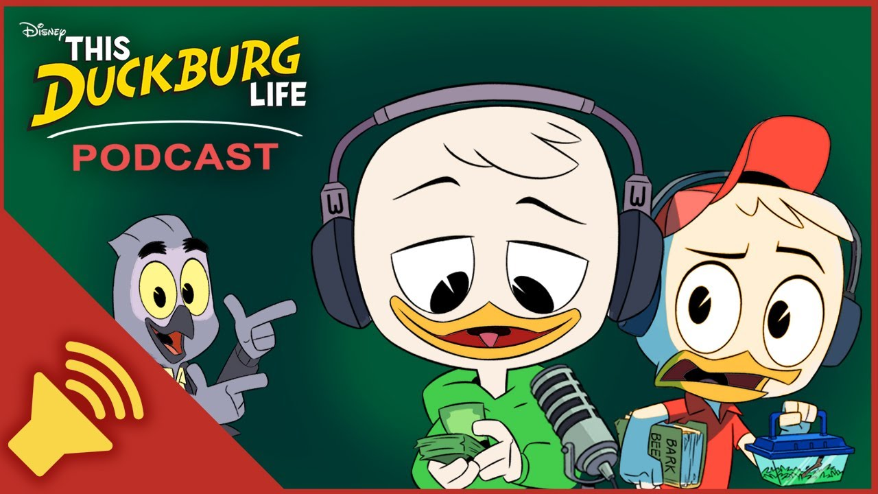 DuckTales Podcast | Episode 3: Louie Sells Out | Disney XD