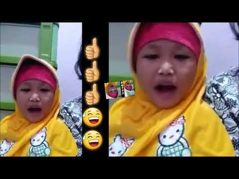 Celoteh anak kecil cerdas dan lucu Bahasa Jawa