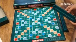 Настольная игра Скрабл (Scrabble) Эрудит от 8 лет
