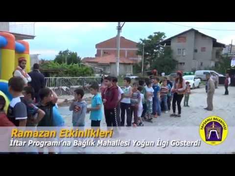 bağlık mahallesi ramazan etkinlikleri