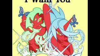 Repeat youtube video Scanty & Kneesocks Theme - I Want You (With Lyrics)