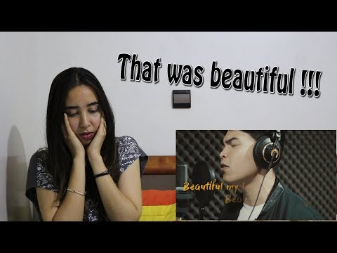 Daryl Ong - Beautiful life  ( Goblin OST ) _ REACTION