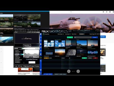 Prepar3D [P3D] V4.5.12 | ORBX | REX Sky Force | Оптимизация и настройки 2019