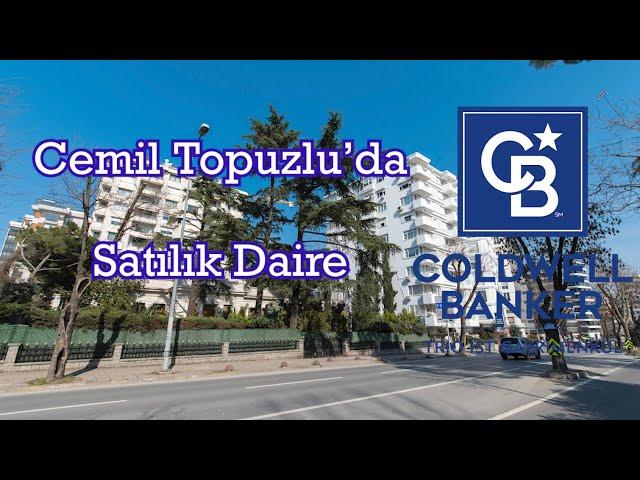 CB Trio-İst Sezgi Bilge - Cemil Topuzlu'da Satılık Daire