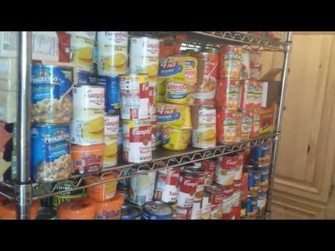 Prepping: Why So Much Canned Food Healthy Prepper? Its so Unhealthy! What Gives??