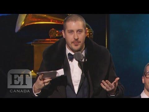 """""""Feel It Still"""" Beats """"Despacito"""" at 2018 Grammys"""