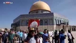 تجدد المواجهات في القدس