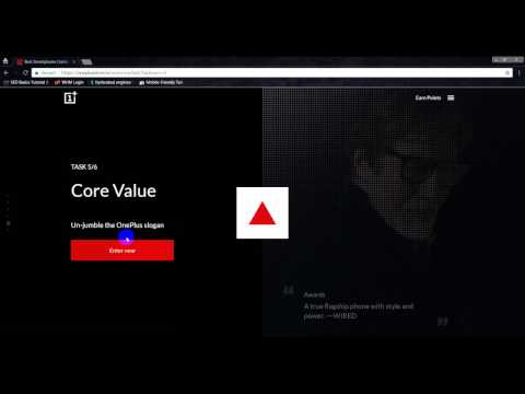 Oneplus Onecrore Event Task 5 Core Value
