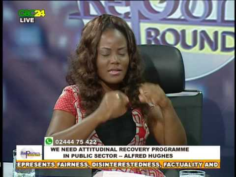 LOW PRODUCTIVITY IN PUBLIC SECTOR /GHANA-THE CLEANEST CITY IN AFRICA? - GBC24 REPORTERS ROUND TABLE