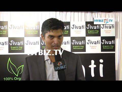 Mahendra Bharadwaj Dalai | Jivati Organic Veg Restaurant Hyderabad