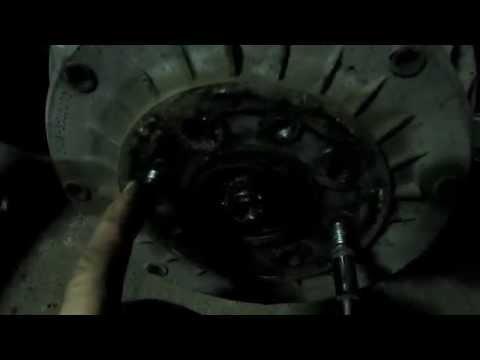 Как снять тормозной барабан на ВАЗ 2110, Калина, Приора, Гранта, 2108, 2109, 2111, 2112, 2113, 2114