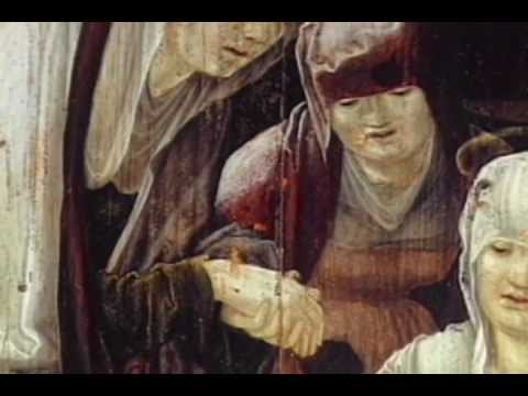 Restoring a panel painting | The National Gallery, London