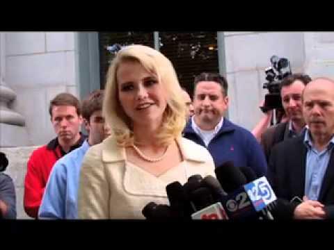 Elizabeth Smart Speaks at Brian David Mitchell Sentencing