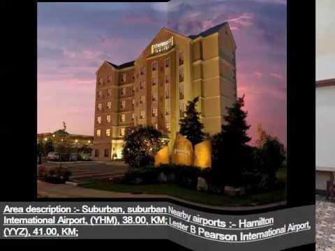 Staybridge Suites Oakville-Burlington - One Of The Best Hotel Idea In Toronto