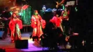 Boney M - Benidorm 23. Aug 07 CLIP 1