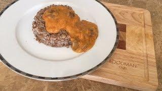 Гуляш из говядины как в садике: рецепт от Foodman.club