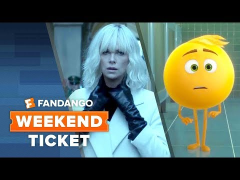 Now In Theaters: Atomic Blonde, The Emoji Movie, An Inconvenient Sequel | Weekend Ticket