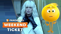 Now In Theaters: Atomic Blonde, The Emoji Movie, An Inconvenient Sequel | Weekend Ticket - Продолжительность: 65 секунд