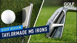 TaylorMade M5 Irons I Gear Review I Golf Monthly