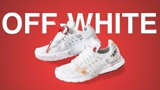 How to cop Off-White x Nike Presto White