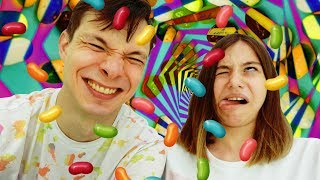 Челлендж с конфетами - вкусно или ужасно?