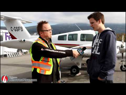 Careers in Aviation Conference Helps Okanagan Students Take Flight