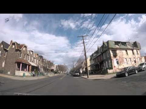 Drive through North Camden NJ - pt. 1