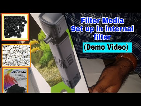 How To Keep Filter Media In Internal Filter