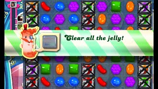 Candy Crush Saga Level 483 walkthrough (no boosters)