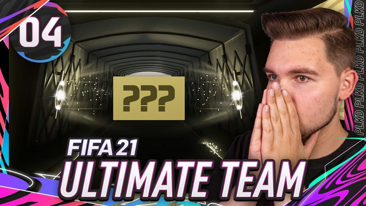 2 paczki za 50 TYSIĘCY! - FIFA 21 Ultimate Team [#4]