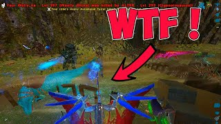 FIGHTING A CHINESE ARMY !   Official PvP   ARK Survival Evolved Gameplay